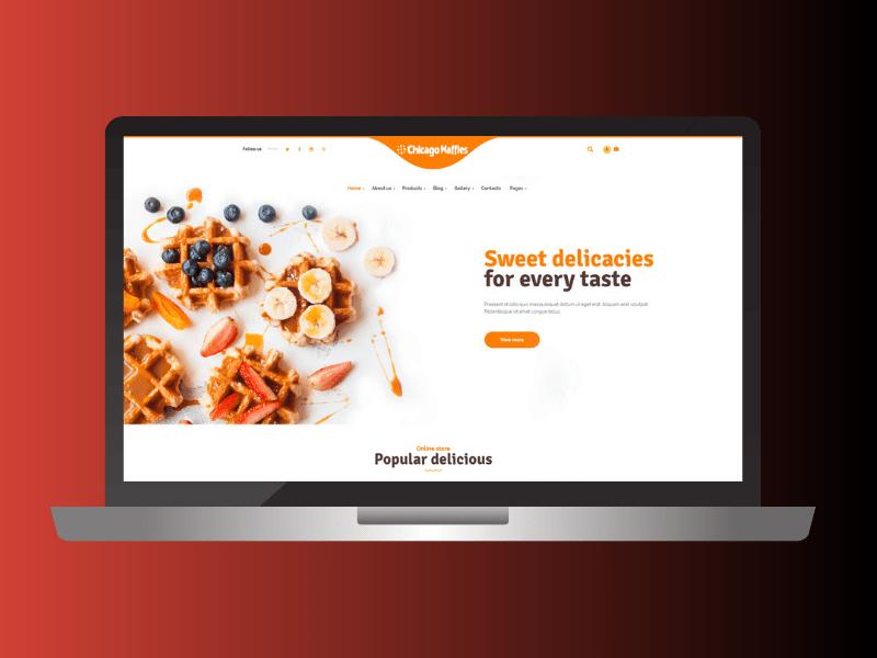 Webdesign-chicago-waffles